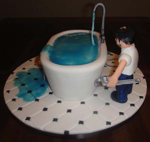 VHCakes - Plumbers Cake