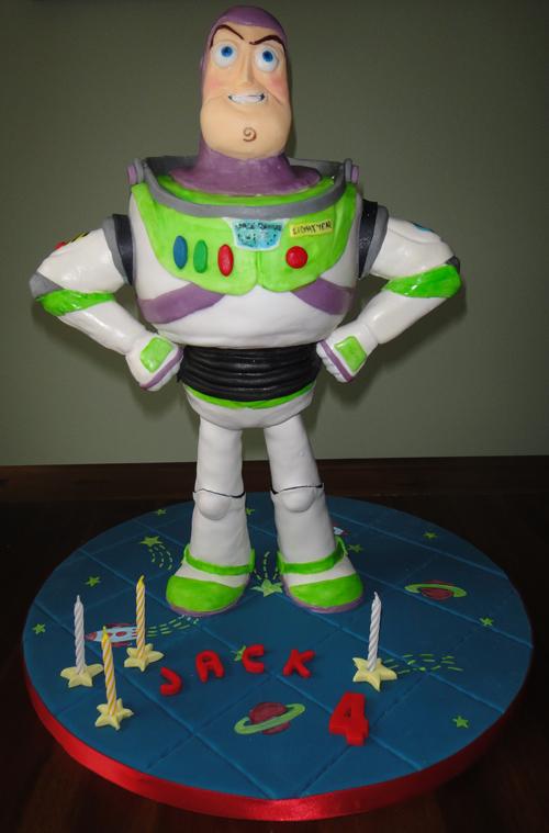 Buzz Lightyear Cakes Uk